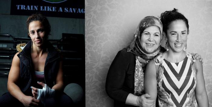 تعرّفي على الملاكمة المسلمة.. التي جعلت من معاناتها قصّة نجاح!