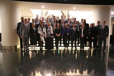 مجموعة كيبكو تعقد مؤتمر التدقيق الداخلي لعام 2017 في الأردن