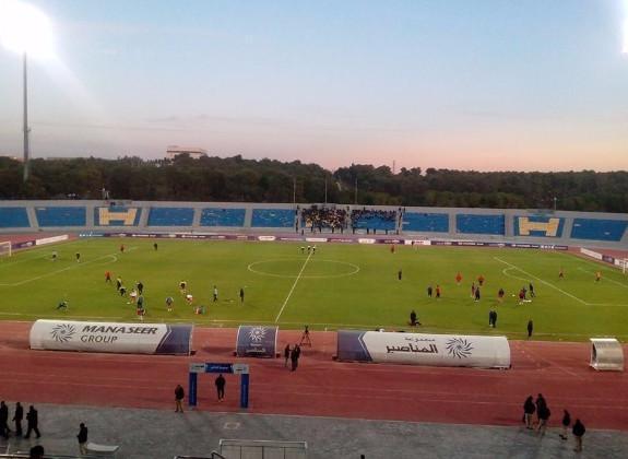 جماهير الوحدات تقاطع مباراة شباب الأردن