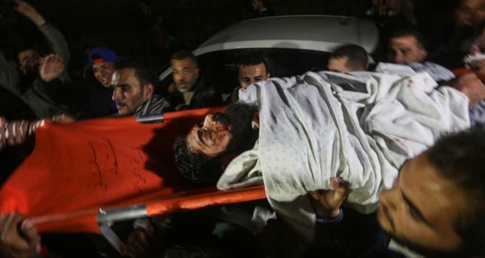 سقوط  4 شهداء في غزة وعناتا خلال مواجهات