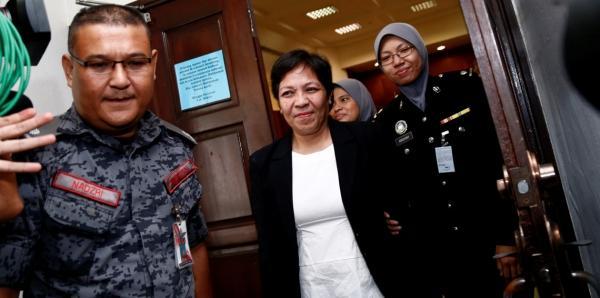 نجاة امراة من حكم بالاعدام في ماليزيا