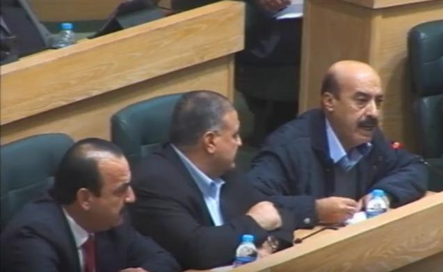 النائب الدعجة: لماذا لم يحضر وزير المالية ومدير عام الضريبة الجلسة؟