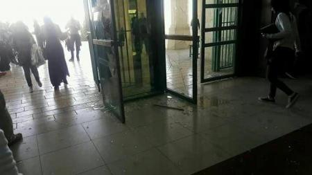 مشاجرة طلابية يتخللها إطلاق نار خارج محيط جامعة اليرموك