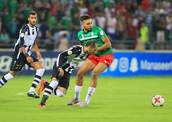 شباب الاردن يقسوه على الوحدات ويصعد لنهائي كأس الأردن