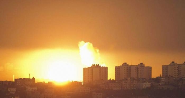 العدوان مستمر على غزة