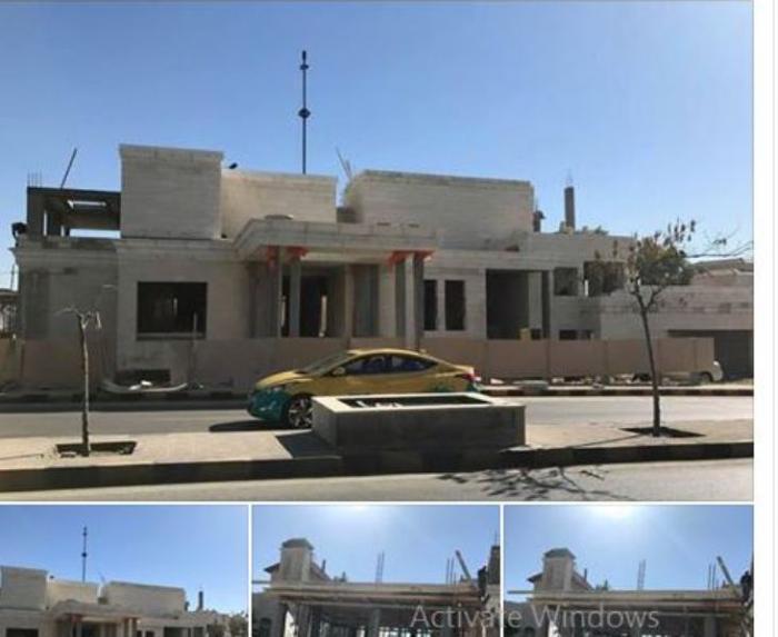 نائب يخالف نظام الأبنية في عمان