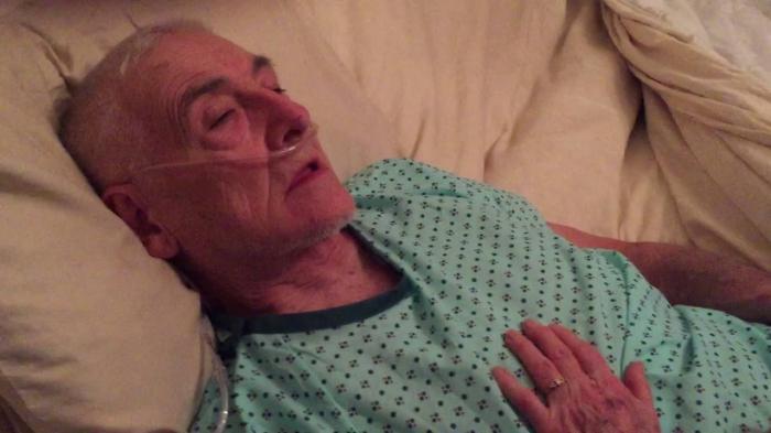 بالفيديو: رجل يموت ثم يرجع الى الحياة ليحكي ما رأى
