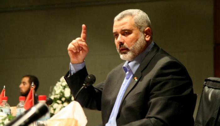 هنية يدعو إلى إطلاق انتفاضة شاملة للشعب الفلسطيني