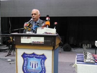 المهرجان السنوي التاسع للشعرالعراقي في جامعة عمان الاهلية