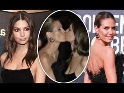 بالفيديو- قبلة تجمع بين فنانتين تثير الجدل