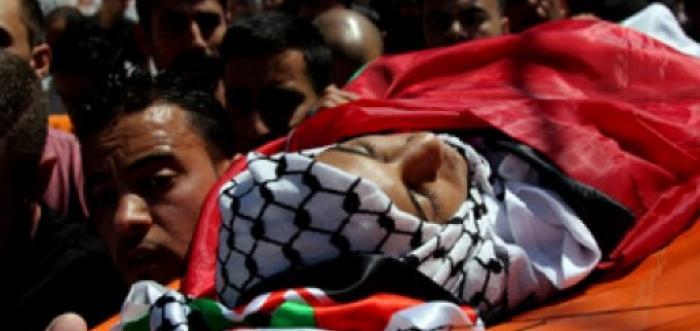 استشهاد شاب متأثرًا بجراحه إثر مواجهات مع الاحتلال
