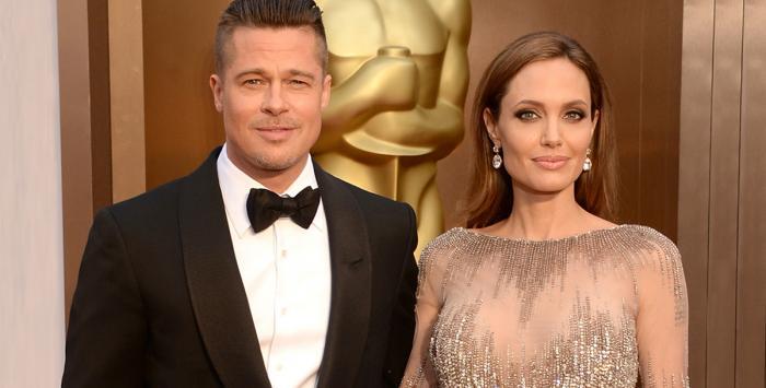 تطورات جديدة في قضية طلاق براد بيت وأنجلينا جولي