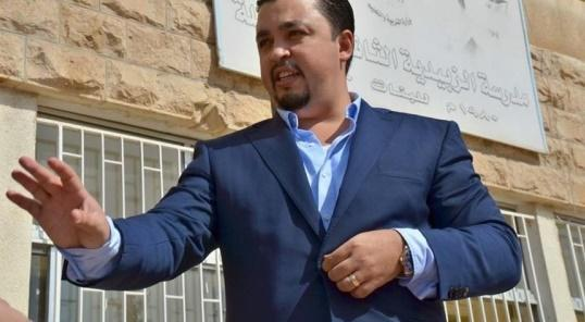 اشتباك لفظي عنيف بين المصري والنائب العزوني