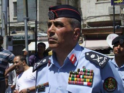 تعيين الحمود مديراً للأمن العام لاقى ارتياحاً لدى الاردنيين