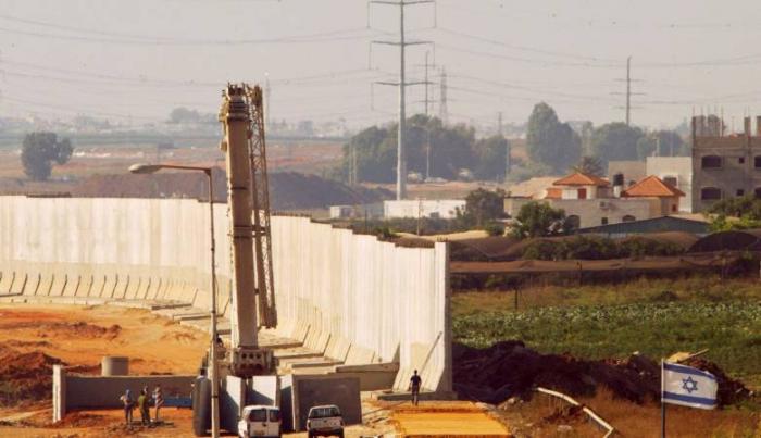 تسلل 4 فلسطينيين في وضح النهار من غزة يرعب