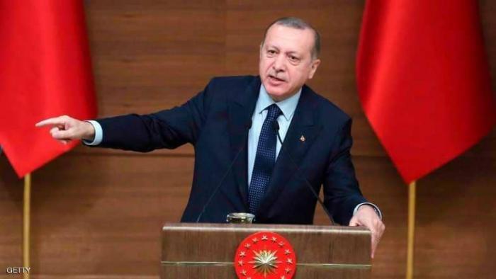 أردوغان.. قواتنا ستبقى في سوريا حتي تصبح الأراضي السورية آمنة
