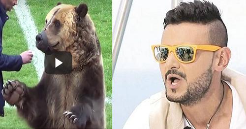 رامز جلال «الدب الروسي» كأس العالم 2018 في رمضان.. فيديو مسرب