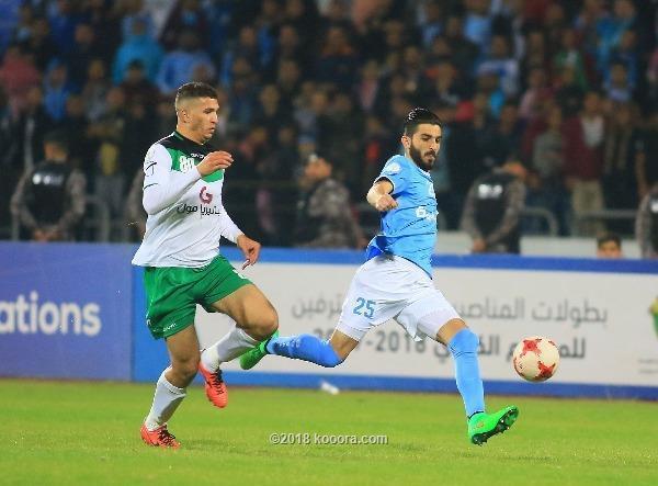 مواجهات قوية ومرتقبة في الدوري الأردني