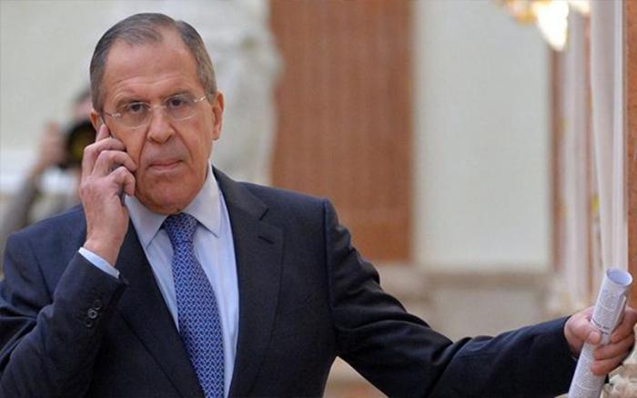 لافروف: أميركا لا تنوي مغادرة سورية