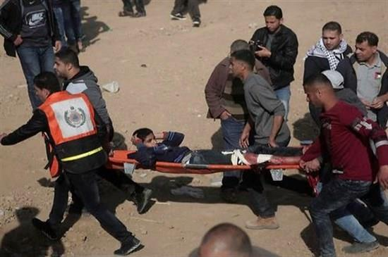 شهيدان و3 إصابات في قطاع غزة