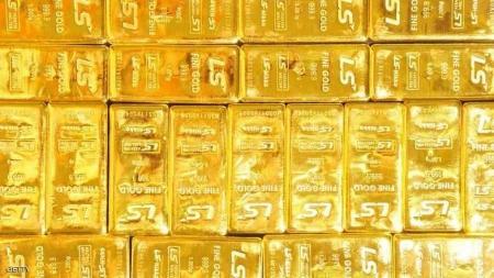 هبوط اسعار الذهب