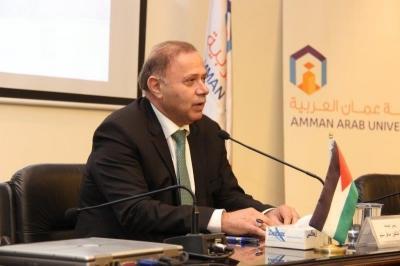 بالفيديو .. مشاركة متميزة لجامعة عمان العربية في الملتقى الاول للطلبة العرب