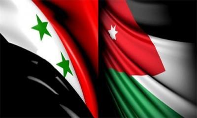 برقية من عمان لدمشق تطلب التنسيق الامني