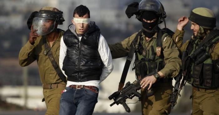 اعتقال خمسة مواطنين وإصابات خلال اقتحام الاحتلال للضفة