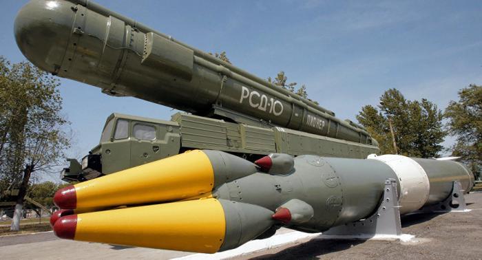 موسكو.. صاروخ شيطان 2 سيحرق اقصى السعودية وترامب ذا المجنون يعتقد اننا نخاف