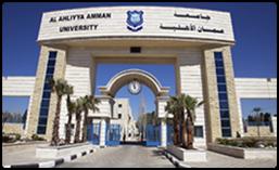 جامعة عمان الأهلية تشارك في معرض التعليم الجامعي الأردني الأول بالكويت