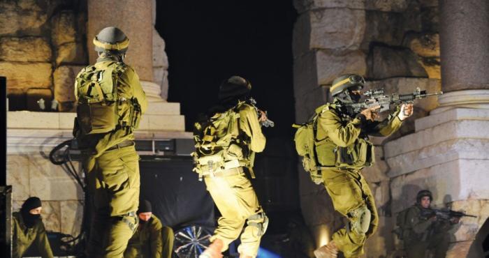 اعتقالات واسعة في الضفة تطال 28 مواطناً