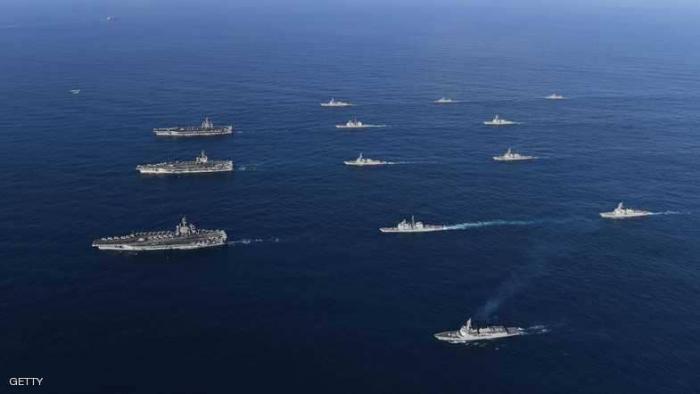 أكبر قوة أميركية منذ حرب العراق في طريقها لسوريا ( صور )