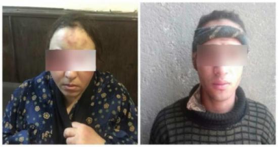 بعد 3 أشهر زواج .. قتلت زوجها بمساعدة أبنها طلع مفلس