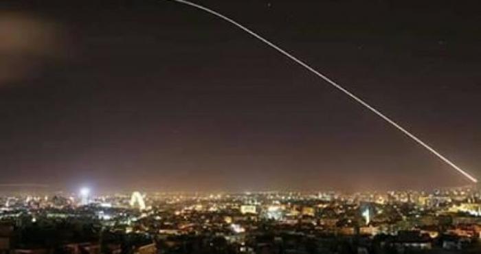 أعنف هجوم أميركي صاروخي على دمشق