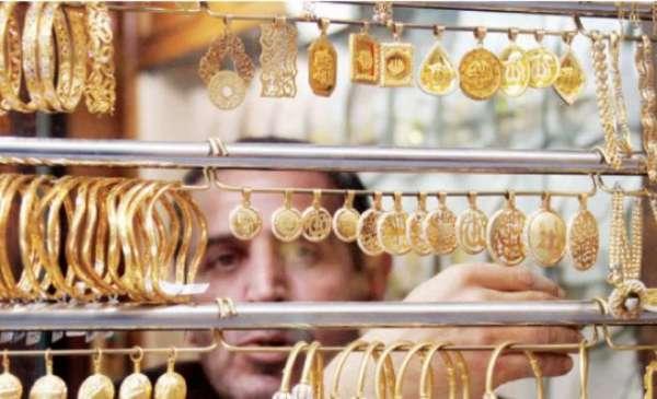 انخفاض سعر غرام الذهب عيار 21 إلى 27.4 دينار