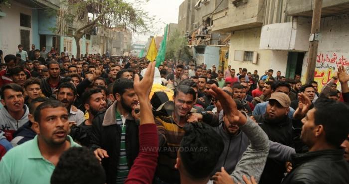 استشهاد طفل متأثراً بإصابته برصاص الاحتلال