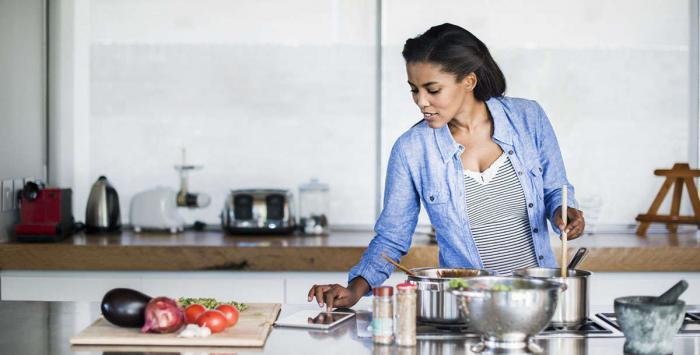 أدوات لا غنى عنها في مطبخكِ.. تمنحكِ وجبة صحية في رمضان