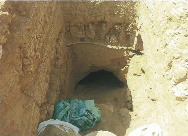 يقتل ابنته لتقديمها قرباناً لفتح مقبرة أثرية في مصر