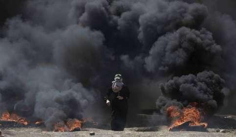 محدث| العدو يرتكب مجزرة بحق الشعب الفلسطيني العزل..42 شهيداً و1703مصاب
