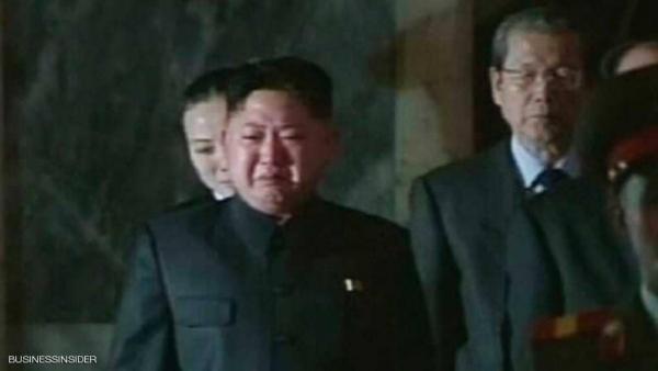 لماذا بكى كيم زعيم كوريا الشمالية.. ؟