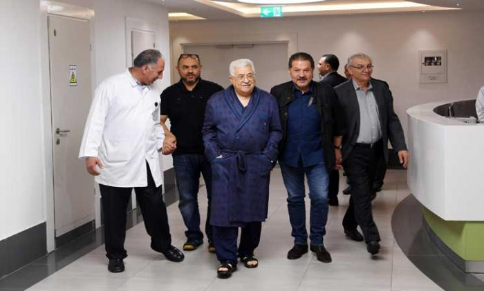 'فتح' تنفي أنباء عن وفاة 'عباس'