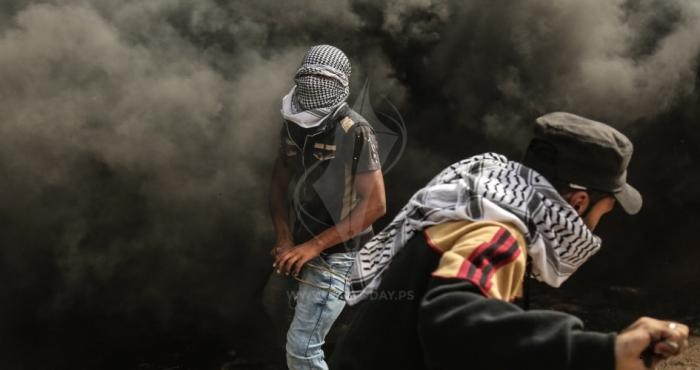 شهيدان و 250 إصابة برصاص الاحتلال شرق القطاع