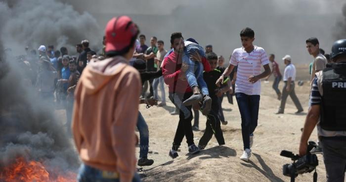 شهيدان برصاص الاحتلال