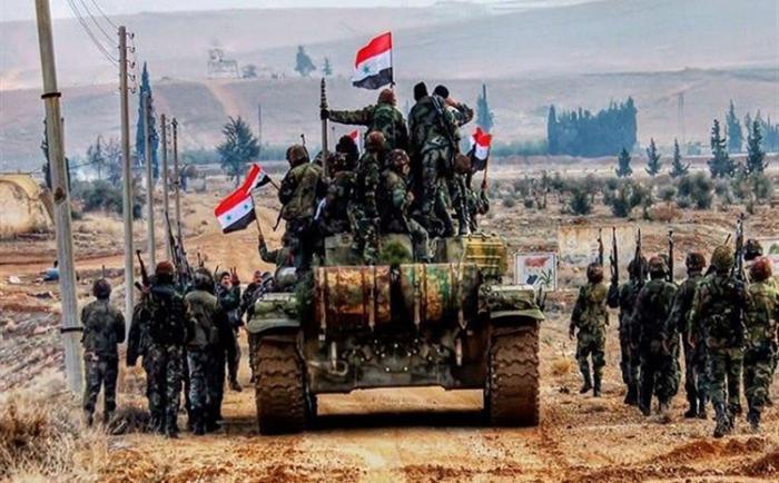 الجيش السوري يتراجع عن معركة درعا
