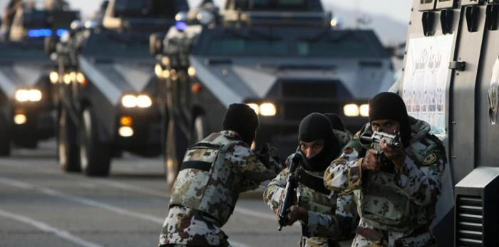 مجهولين يقتحمون مقر الحرس الوطني بالسعودية ومقتل شرطي