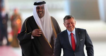 عودة العلاقات الأردنية القطرية في القريب العاجل