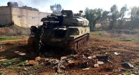 واشنطن تتخلى تماما عن حلفائها المسلحين في درعا