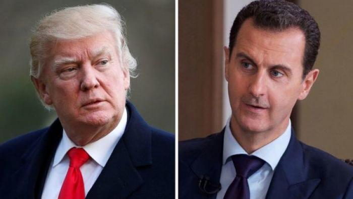 الأسد..مستعد لإجراء حوار مع ترامب على غرار لقاء كيم
