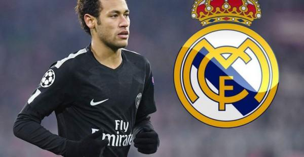 تسريب عقد نيمار مع ريال مدريد