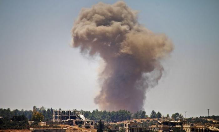 هجوم لقوات الأسد يوقف عمل ثلاثة مستشفيات قرب الحدود الأردنية